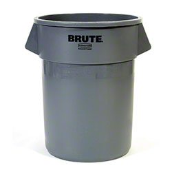Brute® Round Containers & Accessories