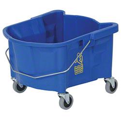 Continental Splash Guard™ 26 Qt. Mop Bucket - Blue