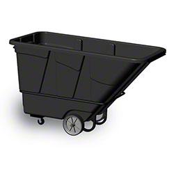 Continental Standard Duty Black 1.5 Cubic Yard Tilt Truck