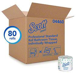 "Scott® Essential Standard Bathroom Tissue - 4.1"" x 4.0"""