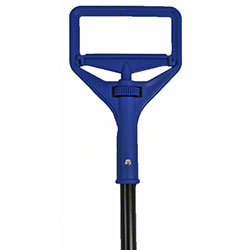 "Norshel 62"" Powerslidez Saddle-Type Mop Handle - Metal"