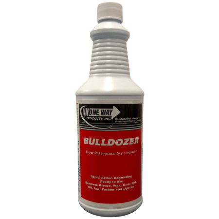 One Way Bulldozer All Purpose Cleaner - Qt.