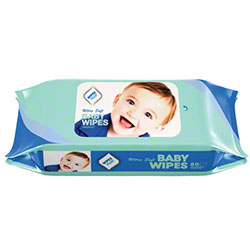 WipesPlus® Unscented Baby Wipe - 80 ct.