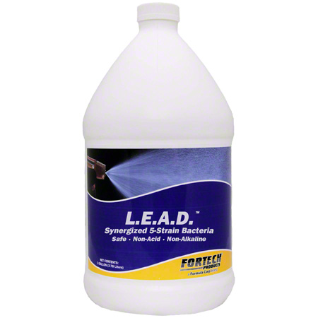 Fortech® L.E.A.D.™ 5-Strain Synergized Bacteria - Gal.