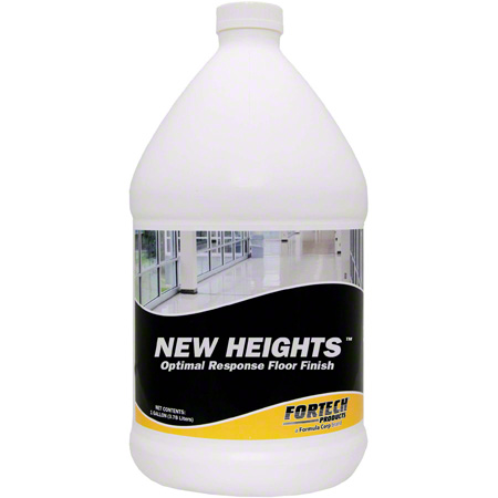 Fortech® New Heights™ Floor Finish - Gal.