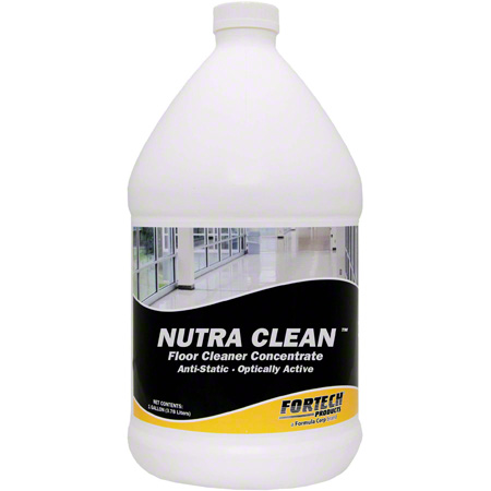 Fortech® Nutra Clean™ Floor Cleaner Concentrate - Gal.