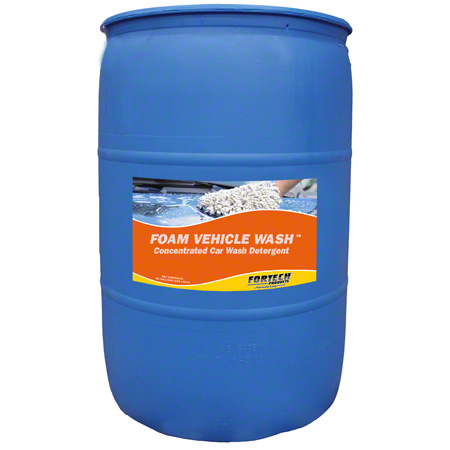 Fortech® Foam Vehicle Wash™ - 55 Gal.