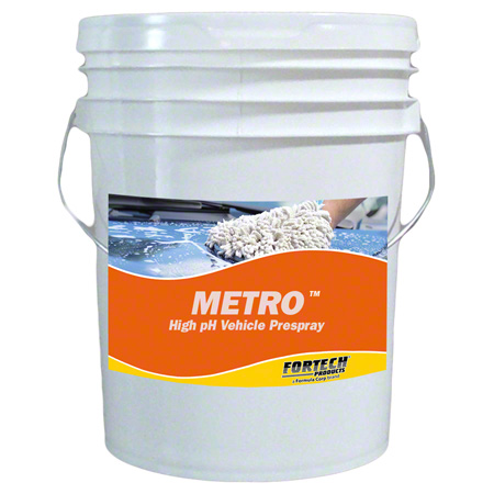 Fortech® Metro™ High pH Vehicle Prespray - 5 Gal.