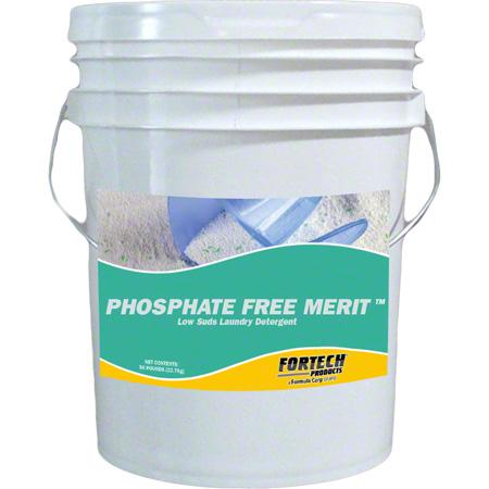 Fortech® Phosphate Free Merit™ - 50 lb. Pail