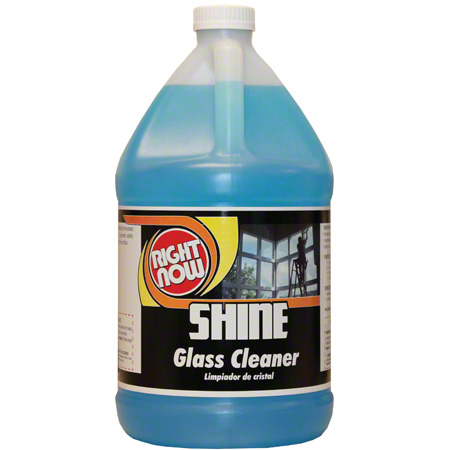 Right Now Shine Glass Cleaner - Gal.