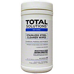Athea® Total Solutions® Stainless Steel Cleaner Wipe