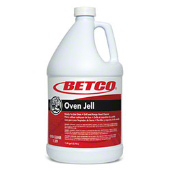 Betco® Oven Jell Oven Grill & Range Hood Cleaner - Gal.
