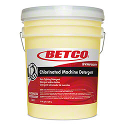 Betco® Symplicity™ Chlorinated Machine Detergent 125