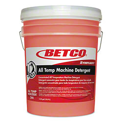 Betco® Symplicity™ All Temp Machine Detergent 115 -5Gal
