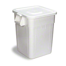 Continental Huskee™ Square Receptacles & Lids