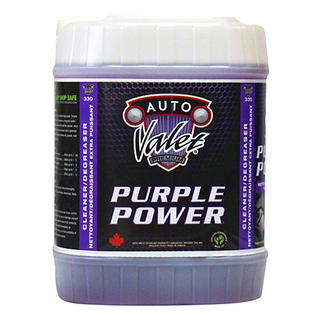 Auto Valet® Purple Power Cleaner/Degreaser - 20 L
