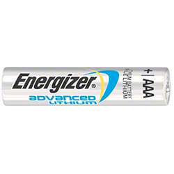 Energizer® Advanced Lithium AAA Battery