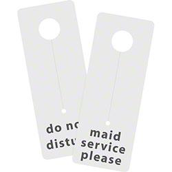 RDI Do-Not-Disturb/Maid Service Sign
