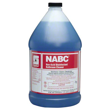 Spartan NABC® Non Acid Disinfectant Bathroom Cleaner -Gal.