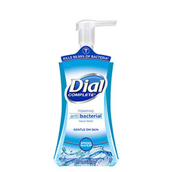 Dial Complete® Antimicrobial Foaming Hand Soap - 7.5 oz., Spring Water®