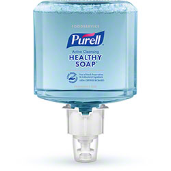 GOJO® Purell® FS CRT Healthy Soap™ Active Cleansing Foam - 1200 mL