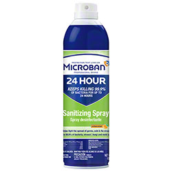 P&G Microban Professional Sanitizing Spray 3-98 - 15 oz.