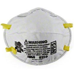 3M™ N95 Particulate Respirator 8210