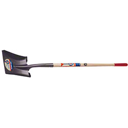 True Temper® True American Square Point Shovel