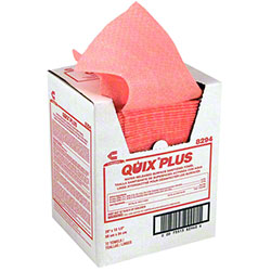 Chicopee® Quix® Plus Sanitizing Towel - Pink