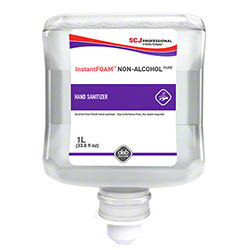 SCJP InstantFOAM® Non-Alcohol PURE Hand Sanitizer - 1 L Cartridge