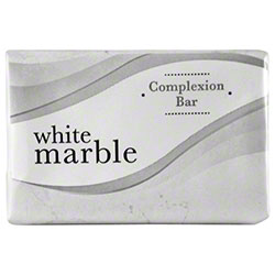 Dial® Basics White Marble Complexion Bar -  3/4 Size