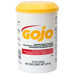 GOJO® Lemon Hand Cleaner - 4.5 lb. Cartridge