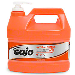 GOJO® Natural Orange™ Pumice Hand Cleaner - Gal.