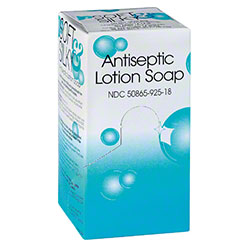 Soft & Silky Antiseptic Lotion Soap - 500 mL Bag-in-Box