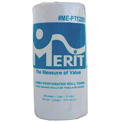 Merit® Jumbo Perforated Roll Towel