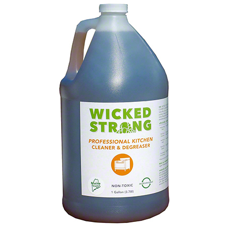 Wicked Strong Professional Kitchen Cleaner & Degreaser -Gal.