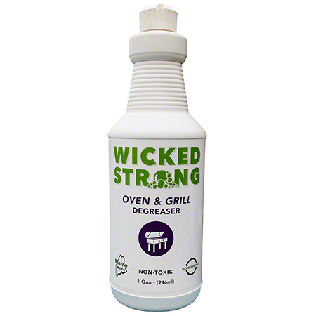 Wicked Strong Oven & Grill Degreaser - Qt.