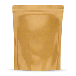 "TL 1 oz. Kraft Bag - 6.25"" x 9"" x 2.33"""