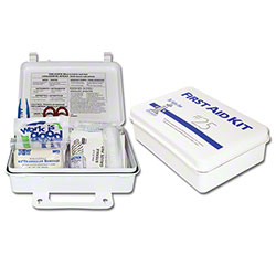 Safety Zone 25 Person Plastic First Aid Kit