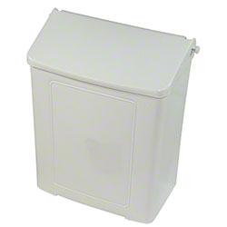 Globe™ Plastic Sanitary Napkin Disposal Unit