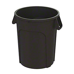 O Cedar® MaxiRough® Container - 44 Gal., Black