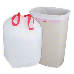 Republic Bag Tall Kitchen Bag w/Draw Tape - 24.5 x 27.38