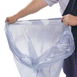 Republic Bag Drumliner - 38 x 65, 6 mil NOM, Clear