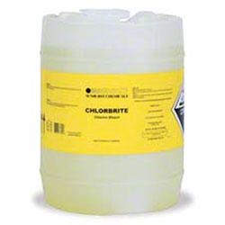 Sunburst Chlorbrite Chlorine Bleach - 5 Gal. Pail