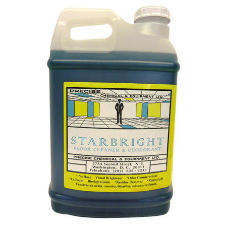 Starbright Floor Cleaner & Deodorant - 2.5 Gal.