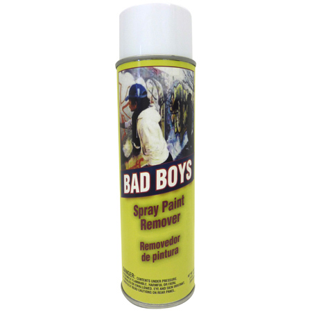 Bad Boys Graffiti Paint Remover