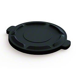 Impact® Lid For Value-Plus™ 32 Gal. Container - Black