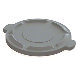 Impact® Lid For Value-Plus™ 44 Gal. Container - Gray