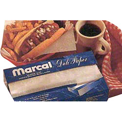 Marcal® Interfolded Dry Wax Deli Paper - Master