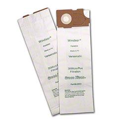 Green Klean® SSS & Windsor Triple Layer Replacement Vacuum Bag